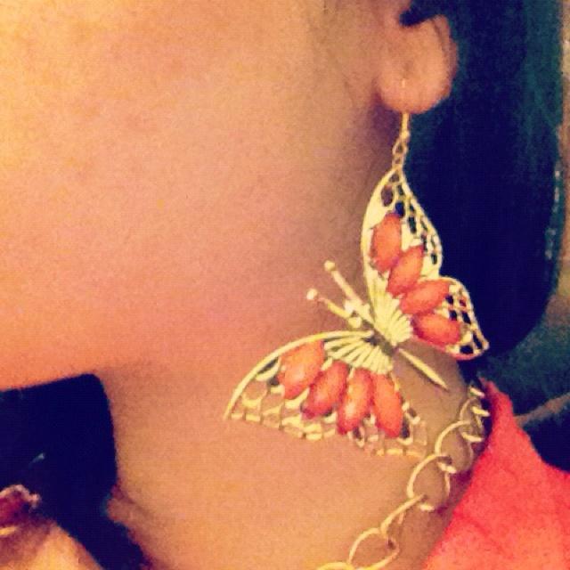 New earrings !!!
