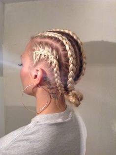 1000+ ideas about White Girl Cornrows on Pinterest | Cornrow, Corn ...
