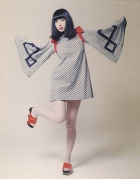 山口小夜子 (Sayoko Yamaguchi)
