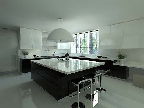 How Much Kitchen Remodel Minimalist Interior 47 Best Minimalist Kitchen Design Images On Pinterest  Modern .