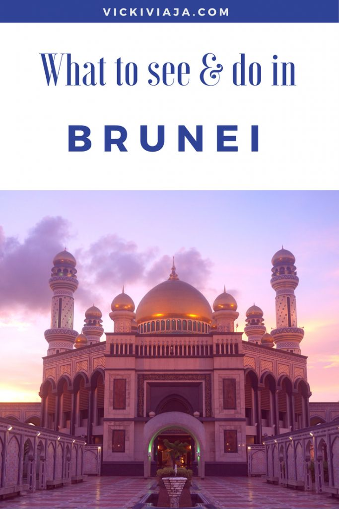 Brunei Darussalam I What to see and what to do I Country Information I General Information I Everything you need to know about Brunei I Borneo I Southeast Asia I @vickiviaja
