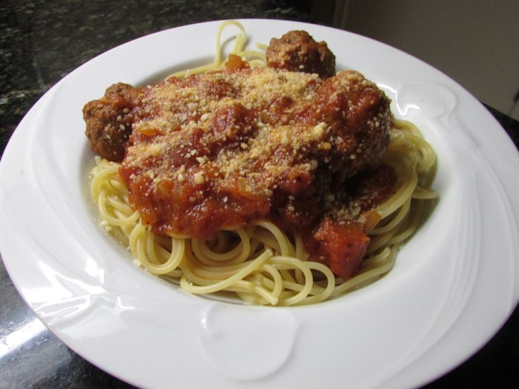 Meatball Nirvana with Barilla Pasta http://allrecipes.com ...
