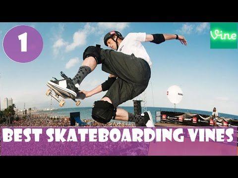 Best Skateboarding Vines Compilation - Best skateboard tricks ever - Skateboarding 2015 March Part 1 - YouTube