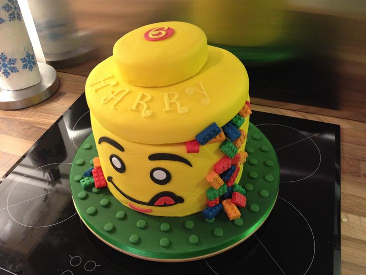 Lego Birthday Cake Images