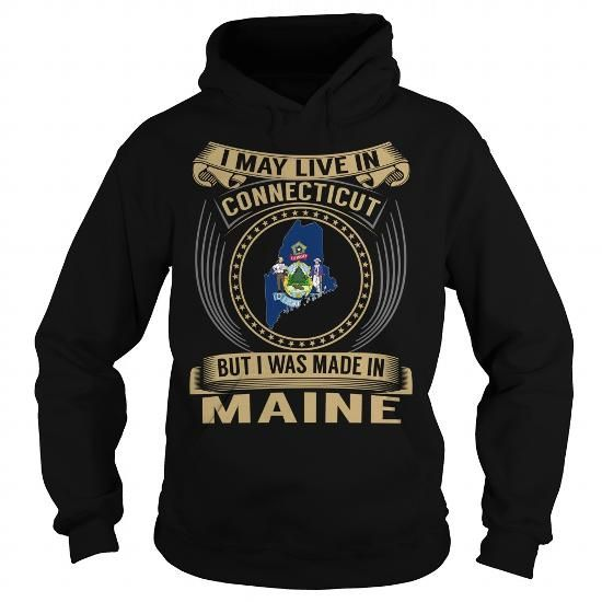 Live in Connecticut - Made in Maine - Special #state #citizen #USA # Connecticut #gift #ideas #Popular #Everything #Videos #Shop #Animals #pets #Architecture #Art #Cars #motorcycles #Celebrities #DIY #crafts #Design #Education #Entertainment #Food #drink #Gardening #Geek #Hair #beauty #Health #fitness #History #Holidays #events #Home decor #Humor #Illustrations #posters #Kids #parenting #Men #Outdoors #Photography #Products #Quotes #Science #nature #Sports #Tattoos #Technology #Travel…