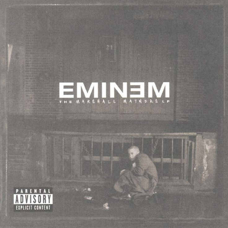 Eminem - The Marshall Mathers LP Reissued on 180g Vinyl 2LP