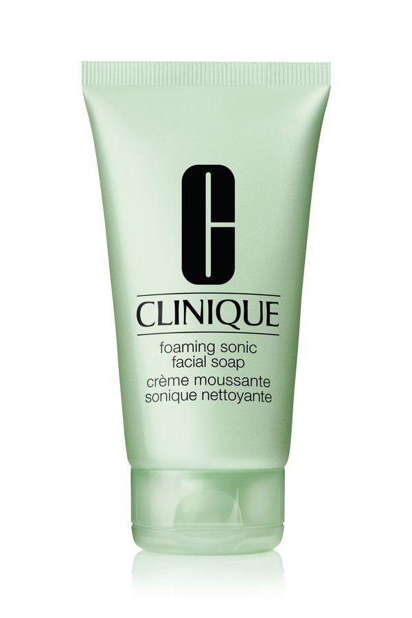 Clinique : Foaming Facial Soap 150ml. $29.00