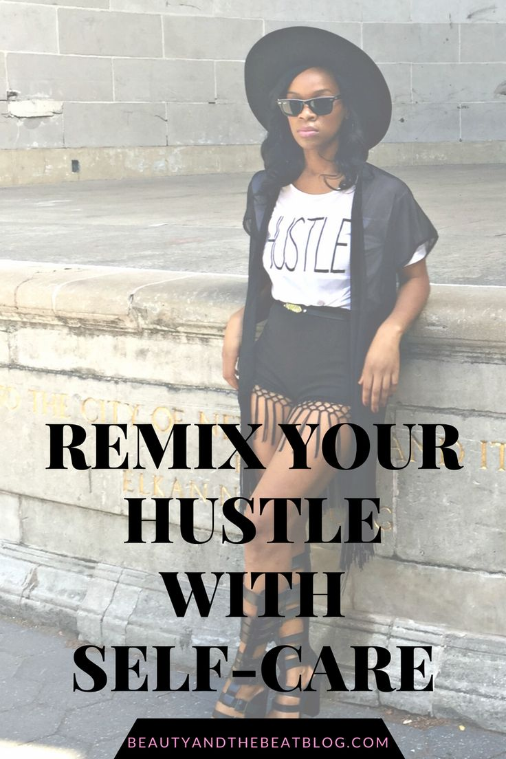 How do you define hustle?  Is it drive, hard work, passion, sacrifice, going the extra mile? Most people would say it's one or more of these things.   My definition of hustle is giving my all to accomplish goals without losing/neglecting myself or neglecting the people I love.