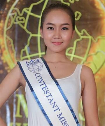 Meet the finalists of Miss Myanmar World 2015