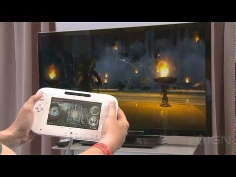 Wii U Zelda - HD Gameplay Demo (E3 2011)