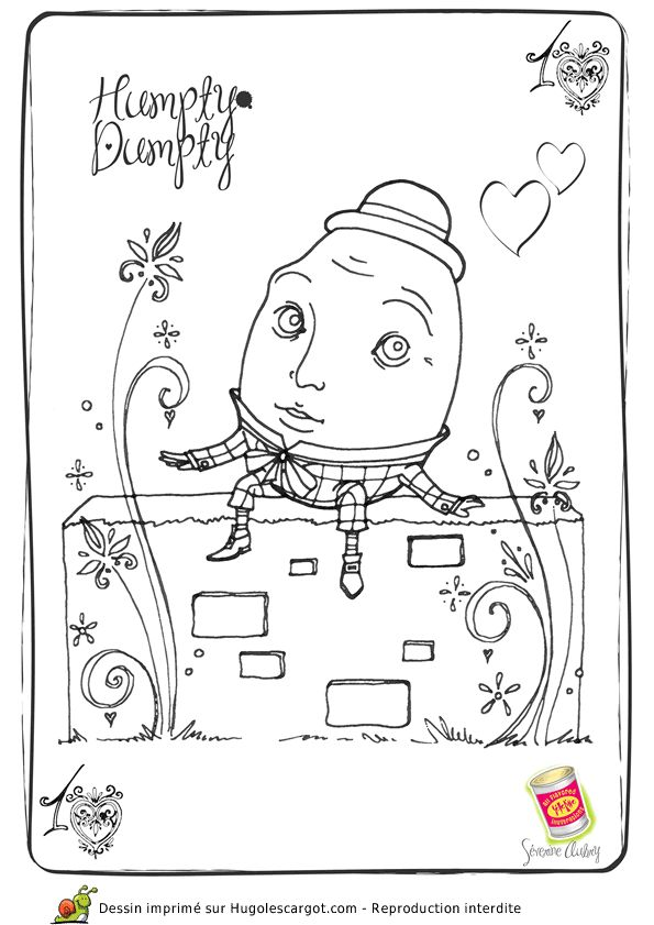 25 best Coloring Pages (Nursery Rhymes) images on