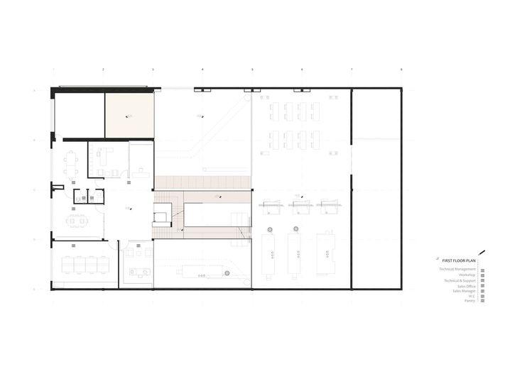 Gallery of Ario Choob Industrial Showroom & Office / Nextoffice - 27