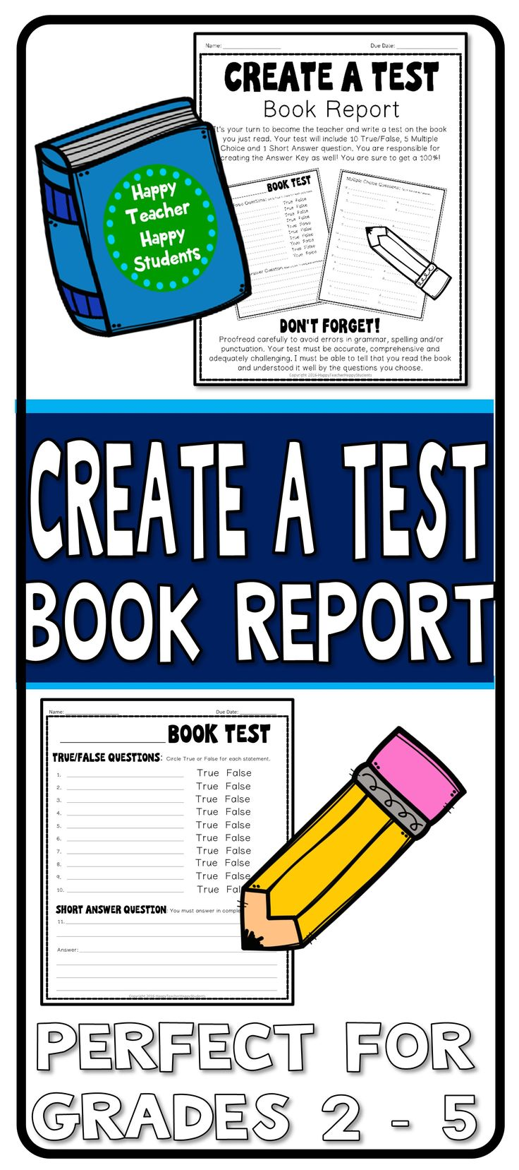 How To Make A Book Jacket Book Report ~ Black history month and presidents day biography reports scholastic