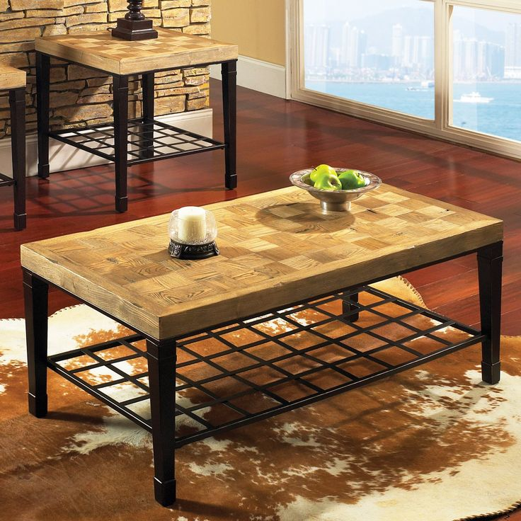 Steve Silver Belize Rectangle Light Oak Wood Coffee Table - $242 - 44 Best Images About Coffee Tables On Pinterest Modern Craftsman
