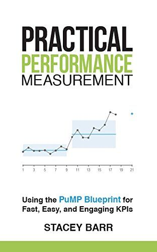 Practical Performance Measurement: Using the PuMP Blueprint for Fast, Easy and Engaging KPIs by Stacey Barr http://www.amazon.com/dp/0992383706/ref=cm_sw_r_pi_dp_qEZvub0F722Y6
