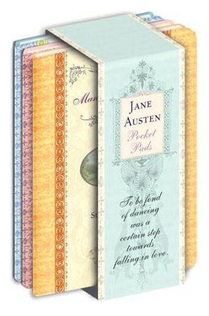 Jane Austen Pocket Note Pads- Set of 4: Austen 3, Pockets Note, Adorable Sets, Portable Pads, Children, Jane Austen, Home Gifts, Note Pads Sets, Austen Pockets