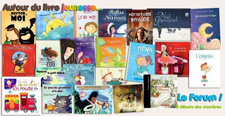 Espace d'échanges et de conseils entre les acteurs de la chaîne du livre jeunesse : auteurs, illustrateurs, éditeurs, libraires, bibliothécaires...