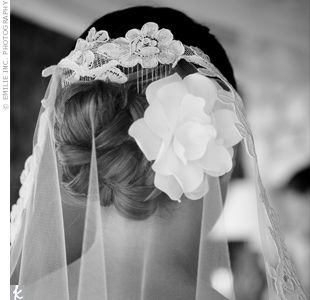 Mantilla Veil Hairstyles | Mantilla Veils » Swoon, Inspiration Blog for Australian Brides