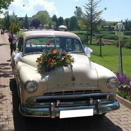 1951 Dodge ankara Rezervasyon 0543 854 17 27 www.gelinarabamiz.com