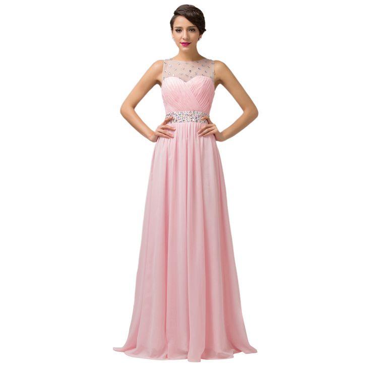 Mejores 8 imágenes de Vestidos de festa en Pinterest | Moda de la ...