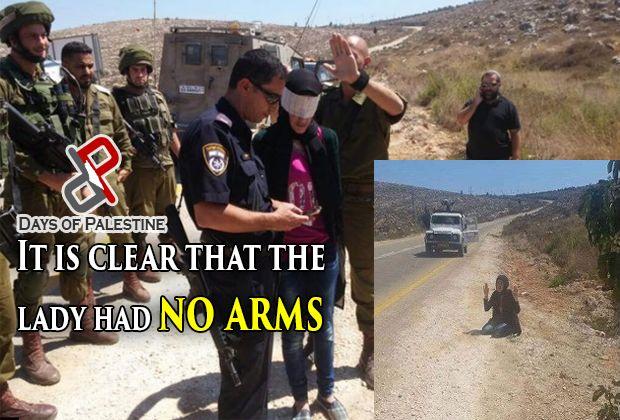 """Pasukan """"Israel"""" memukul dan menculik gadis Palestina di Tepi Barat  TEPI BARAT (Arrahmah.com) - Pasukan pendudukan """"Israel"""" memukul dan menculik gadis Palestina di dekat permukiman ilegal Yahudi """"Israel"""" Itmar selatan kota Nablus Tepi Barat.  Saksi mata mengatakan bahwa pasukan pendudukan """"Israel"""" memanggil gadis itu dari jarak sekitar 50 meter dan memintanya untuk mengangkat tangan dan duduk sebagaimana dilansir Days Of Palestine Ahad (18/9/2016).  Gadis Palestina itu menurut dan melakukan…"""
