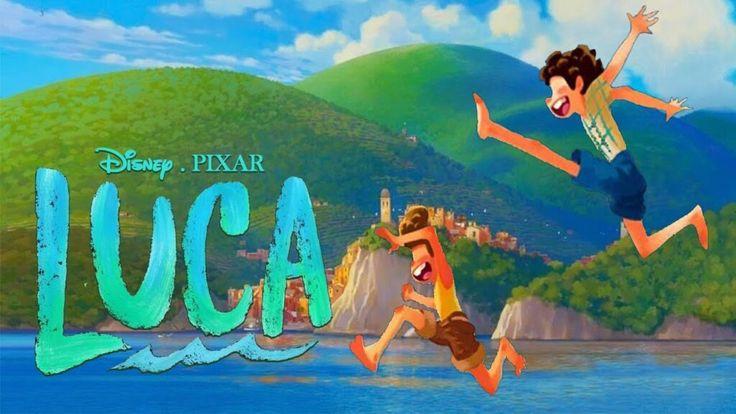 Luca El Nuevo Corto Animado De Pixar En 2021 Peliculas De Pixar Peliculas De Disney Pixar