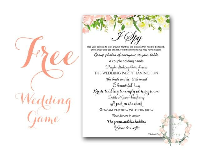 free-wedding-scavenger-game-I-spy-pink-floral-wedding-game