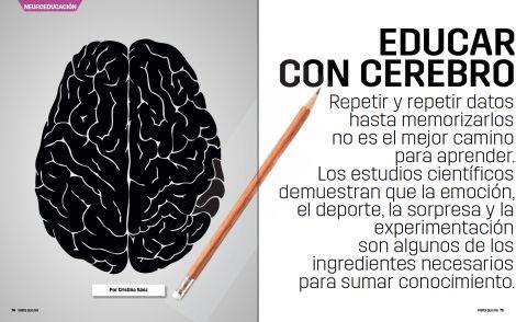Neuroeducación, o cómo educar con cerebro - Red Iberoamericana de Docentes