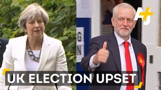 Conservatives lose their majority in the UK parliament. #news #alternativenews