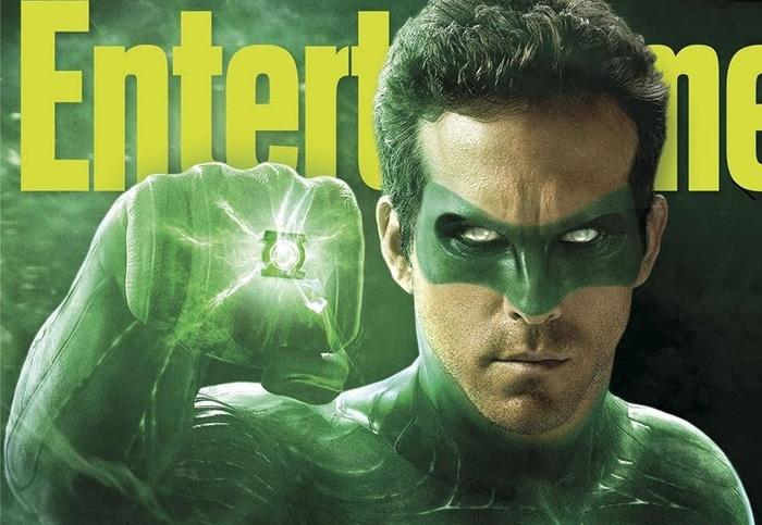 Cineast: Райан Рейнольдс не горит желанием возвращаться к образу «Зеленого фонаря»