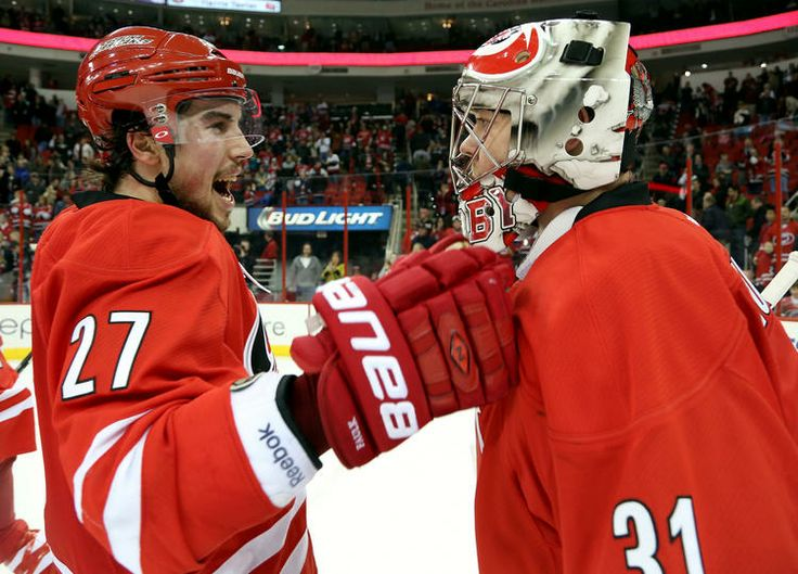 Malhotra, Gerbe help Hurricanes to third win in row