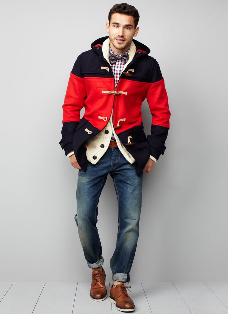 must.own.this.coat...: Bows Ties, Color, Fall 2012, Jackets, Tommy Hilfiger, Men'S Styles, Men'S Clothing, Men'S Fashion, Coats