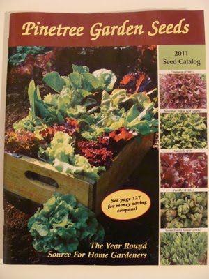 Tuesday Garden Party: Favorite Garden Catalogs & Seeds - An Oregon Cottage