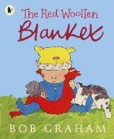The Red Woollen Blanket. A tale of a girl's early years and her treasured blanket. From the moment Julia is born, her most treasured possession is a red woollen blanket. Together they go through the many colourful and lively experiences of childhood. The bigger Julia grows, the smaller her blanket becomes - until the day that she starts school. Located in our Child Studies collection at CL/GRAH