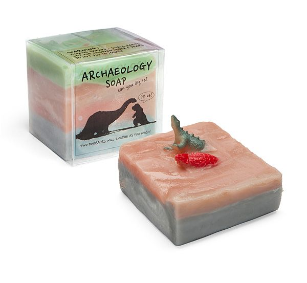 Archaeology Soap