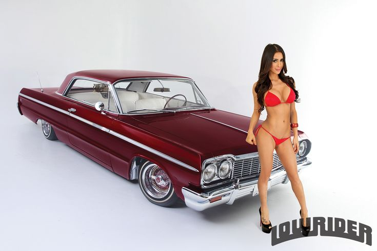 1964 Chevrolet Impala Super Sport Model Joselyn Cano