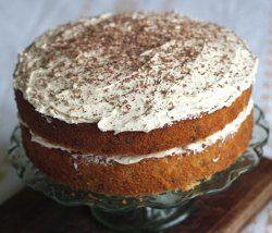 Coffee and Walnut Cake | FaveGlutenFreeRecipes.com