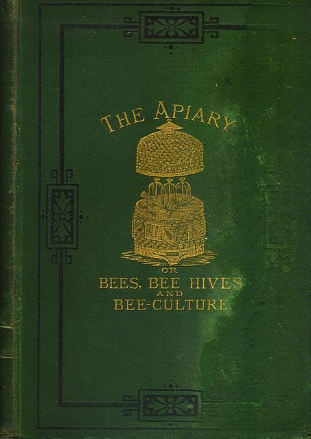 ≗ The Bee's Reverie ≗ Neighbour, A. The Apiary. [ref:39305]