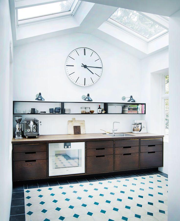 Snedkerkøkken, bad, inventar | Køkkenskaberne