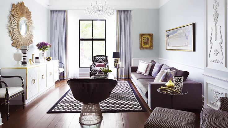 A Chic and Feminine Australian Apartment: Greg Natal, Modern Living Rooms, Idea, Home Interiors, Living Rooms Design, Color, Interiors Design, Eclectic Living Rooms, Hollywood Regency