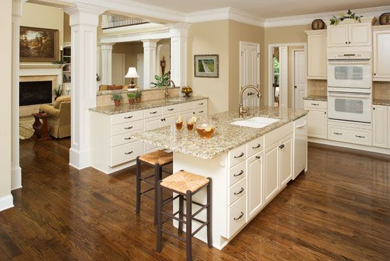 1000 ideas about kitchen layout plans on pinterest for Hollison custom homes