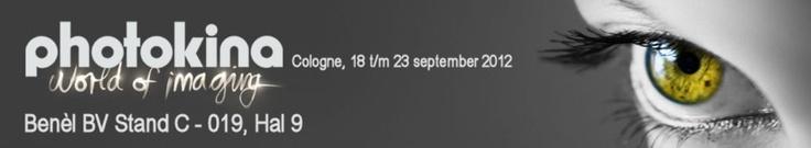 Van 18 t/m 23 september 2012 is er de Photokina in Keulen, Duitsland.    Photokina is de grootste beurs op het gebied van (professionele) fotografie.   Benèl BV neemt uiteraard ook deel aan deze grootste beurs van Europa.      Openingstijden beurs:   Dinsdag 18 september t/m/ 23 september 2012 van 10.00 - 18.00 uur     Locatie:  Kölnermesse