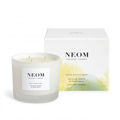 Feel Refreshed Scented Candle