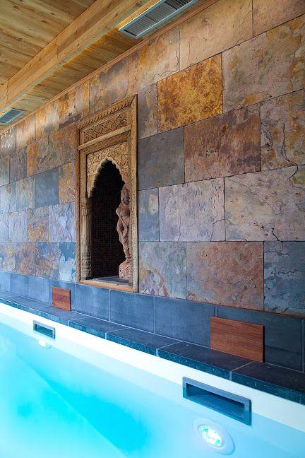 💧Hôtel - Spa Le Lion d'Or en Normandie - Profitez de notre piscine chauffée intérieure tout au long de l'année 💧  #hotel #spa #piscine #normandie #deauville #normandy #detente #relax #calvados #france