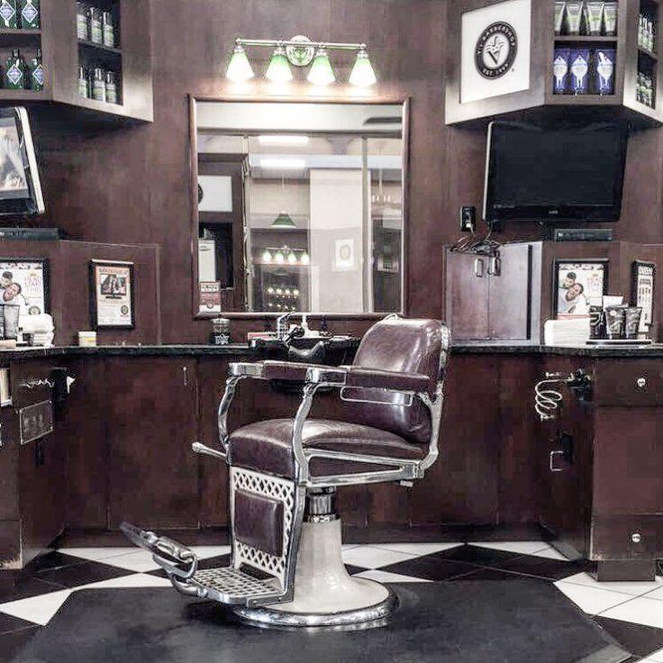 V's Barbershop. #barbershop #barber #haircut #vsbarbershop #barberchair #dapper #gentleman #gentlemen #classic #stylist #salon #hairstyle #scissorcut