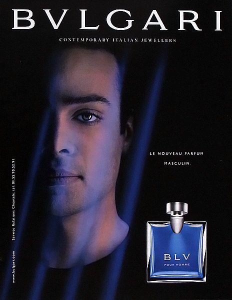 Parfum Blu pour Homme par Bulgari
