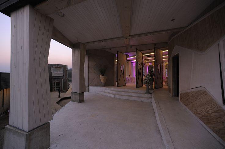 Salón Metawe, by Susana Herrera & #Factoria.  I project in #Chile. #susanaherrera