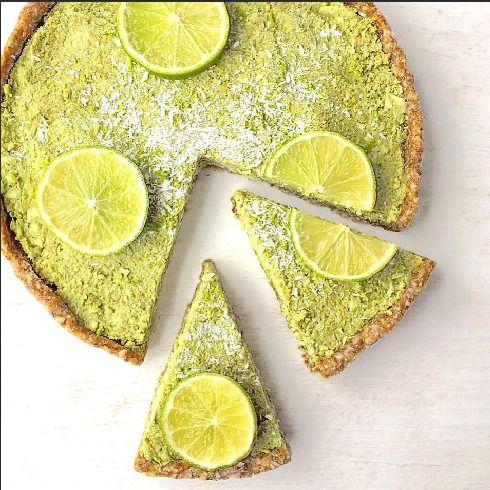 Vegan Lime Cake