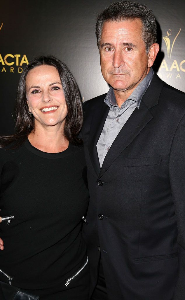 Without a Trace Star Anthony LaPaglia Files for Divorce From Wife Gia Carides  Anthony LaPaglia, Gia Carides
