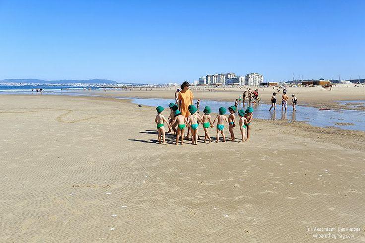 Lisbon, Portugal | Лиссабон, Португалия #nature #scenery #lisbon #portugal #sea #beach